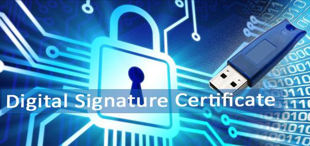 Using Digital Signature Certificate to authenticate ITR